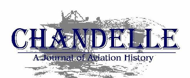 Chandelle:  A Journal of Aviation History